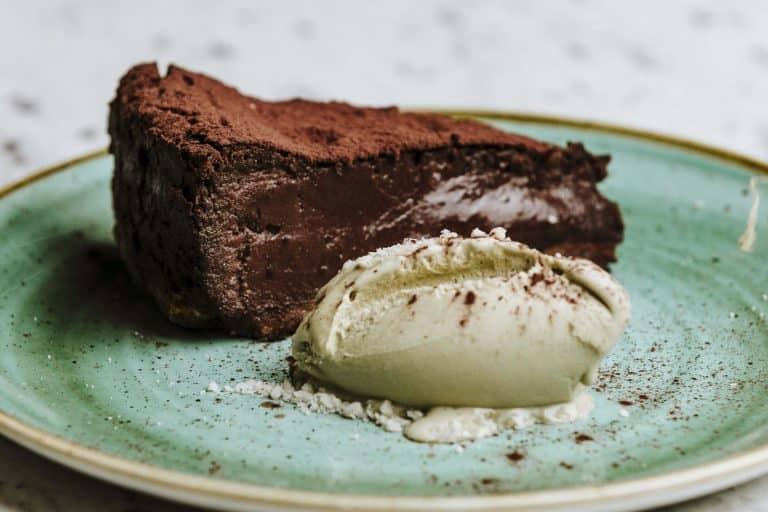 Día internacional del chocolate - Chocolate cheesecake