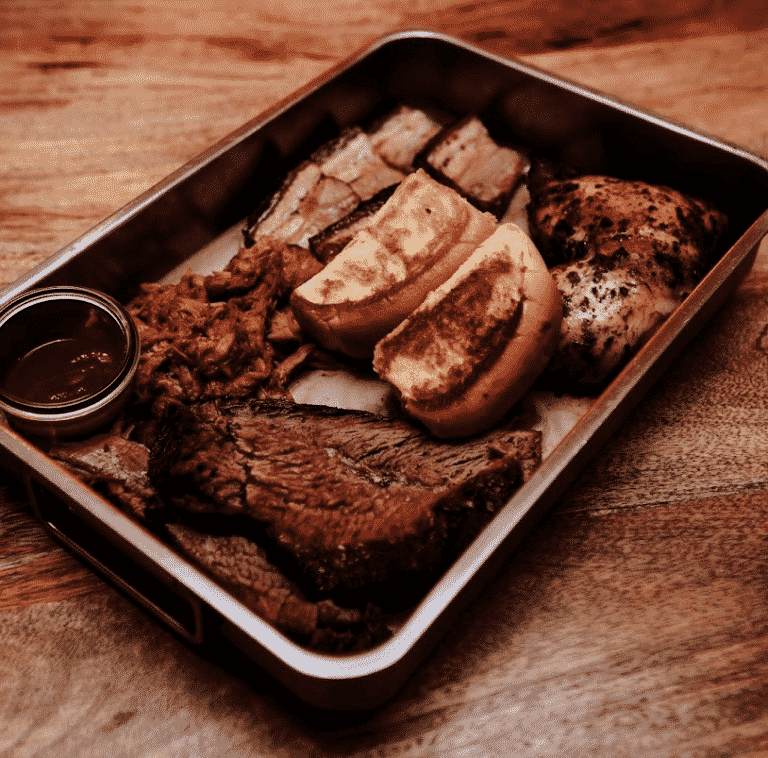 Carne ahumada de Madrid